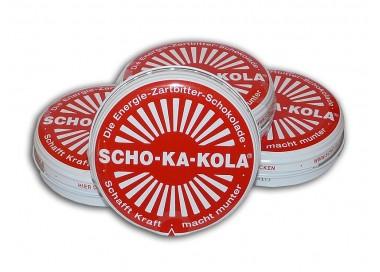 Scho-ka-kola - energetická čokoláda
