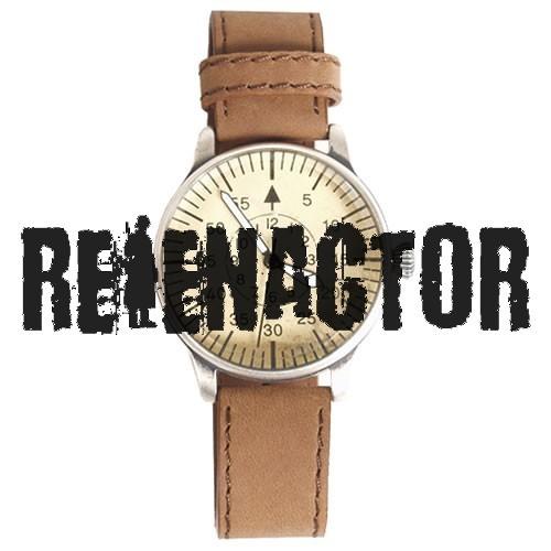 Náramkové hodinky pro piloty Luftwaffe