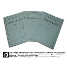 Vojenský řidičský průkaz - WH Führershein