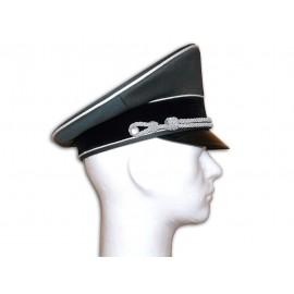W-SS brigadýrka pro důstojníky z gebardénu - offizier schirmmütze - EREL®