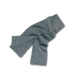 Německá vlněná šála šedé barvy - BW použitá
