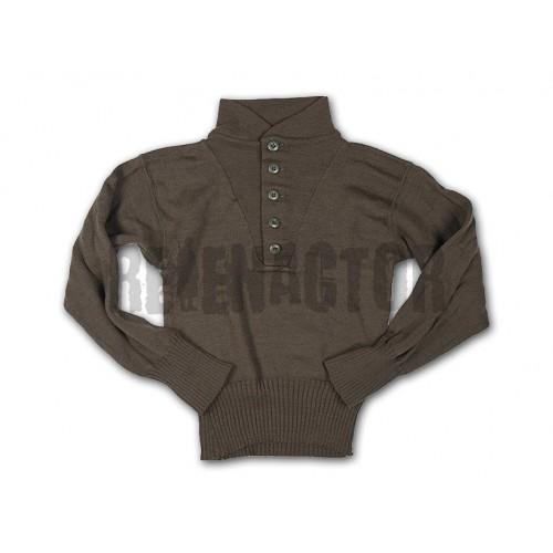 US armádní svetr highneck - použitý