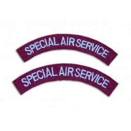 Britské nášivky Special Air Service - SAS