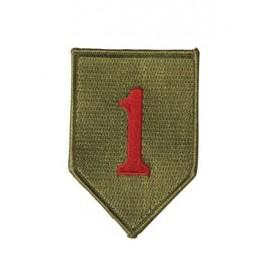 US nášivka 1st Division