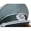 WH brigadýrka pro důstojníky z gebardénu - offizier schirmmütze - EREL®