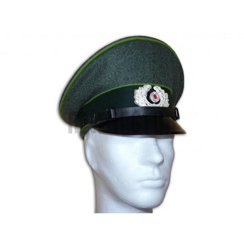 WH brigadýrka pro mužstvo a poddůstojníky z vlny - mannschaften schirmmütze - EREL®