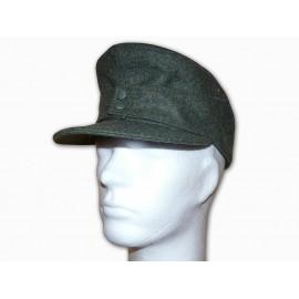WH / W-SS polní čapka M43 pro mužstvo - Einheitsfeldmütze mannschaften - EREL®