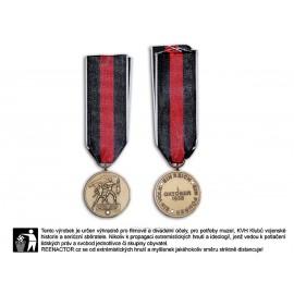 Německá pamětní medaile na 1. říjen 1938 - Medaille 1. Oktober 1938
