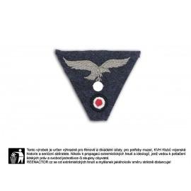 WL nášivka na polní čapku M43 pro mužstvo a poddůstojníky - Luftwaffe