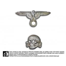 W-SS odznaky na brigadýrku ALU