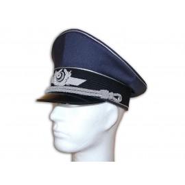 WL brigadýrka pro důstojníky z gebardénu - Luftwaffe offizier schirmmütze - EREL®