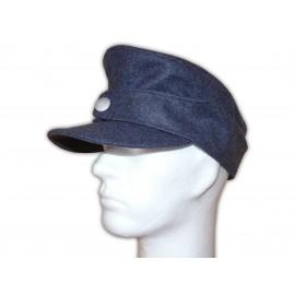 WL polní čapka M43 pro mužstvo jednoknoflíková - Luftwaffe Einheitsfeldmütze mannschaften - EREL®