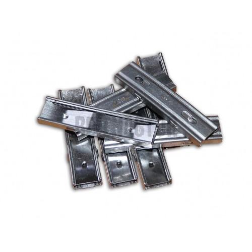 Nabíjecí pásek pro střelivo do pušky Mauser 98k