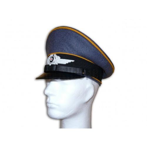 WL brigadýrka pro mužstvo z vlny - Luftwaffe schirmmütze für Mannschaft - EREL®