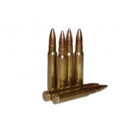 Školní a dekorační nábojnice 7,92 x 57 pro opakovací pěchotní pušku Mauser 98k