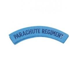 Britské nášivky Parachute Regiment