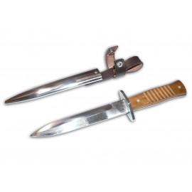 Německý útočný nůž - grabendolch