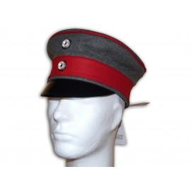 Pruská brigadýrka pro důstojníky pěchoty - Preußen Schirmmütze M1910 - EREL®