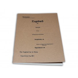 Služební deník polního četnictva - Feldgendarmerie