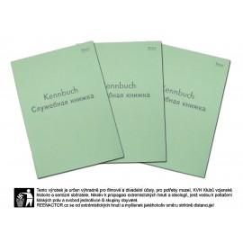 Kennbuch - služební knížka pro příslušníky HIWI