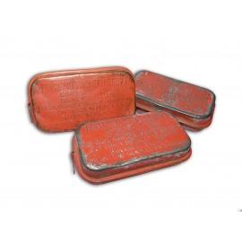 US First Aid Packet - krabička první pomoci - červená