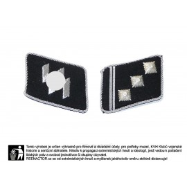 W-SS límcová hodnost pro důstojníky - SS Obersturmführer