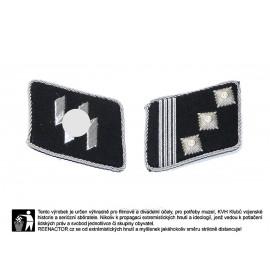 W-SS límcová hodnost pro důstojníky - SS Hauptsturmführer
