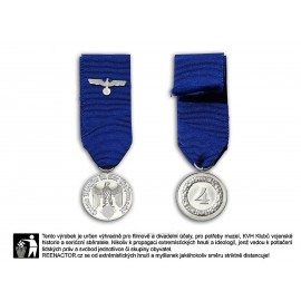 Medaile za dlouholetou službu ve WH - 4.třída
