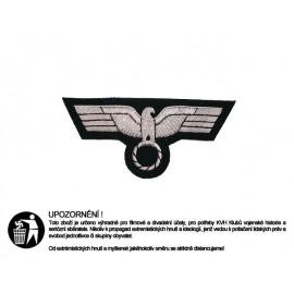 WH orlice nad kapsu pro důstojníky tankových sborů