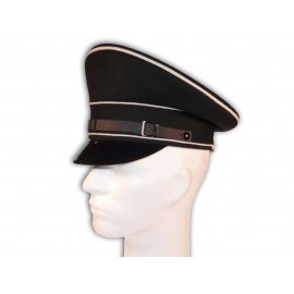Allgemeine SS brigadýrka pro mužstvo a poddůstojníky - mannschaft-schirmmütze - EREL®