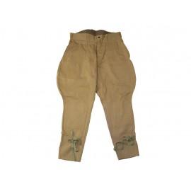 Balvněné kalhoty pro mužstvo vz. 35