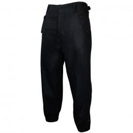 WSS Panzerhose tankové kalhoty černé