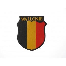 Rukávový národnostní štít Wallonie