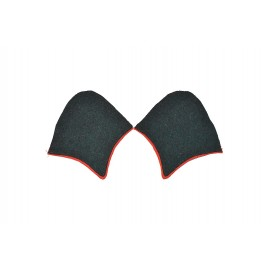 Petlice na kabát - límcové výložky pro zdravotníky M35