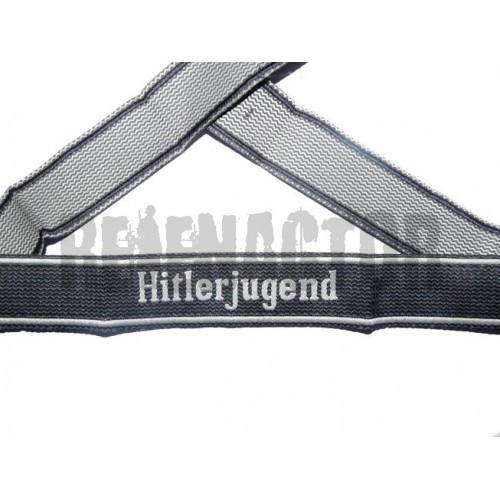 Rukávová páska 12. SS Pz. Div. Hitlerjugend
