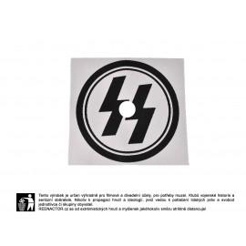 Nášivka s emblémem W-SS na sportovní nátělník - BeVo