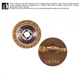 Zlatý odznak NSDAP pro významné členy