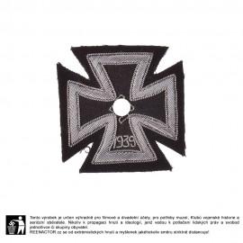 Železný kříž 1939 1. třída - vyšívaný