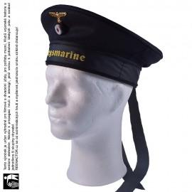 WM čapka pro mužstvo válečného námořnictva - Kriegsmarine matrosenmütze - EREL®