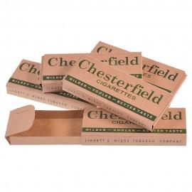 Krabička na cigarety Chesterfield do K-Ration