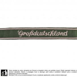 Manžetová stuha pro důstojníky divize Grossdeutschland