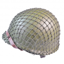 US maskovací síťka na helmu M1