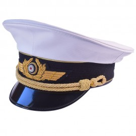 WL letní brigadýrka pro generály  - Luftwaffe  General Sommerschirmmütze - EREL®