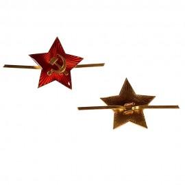 Sovětská hvězda M1936 na lodičku