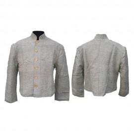 CS Jeans Jacket - polní blůza konfederace