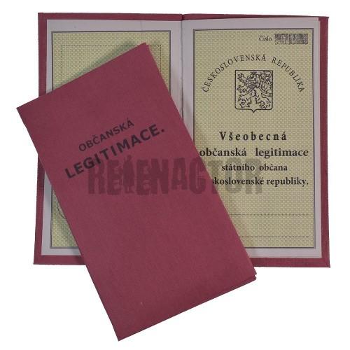 Československá občanská legitimace