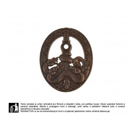 Banden kampf abzeichen v bronzu