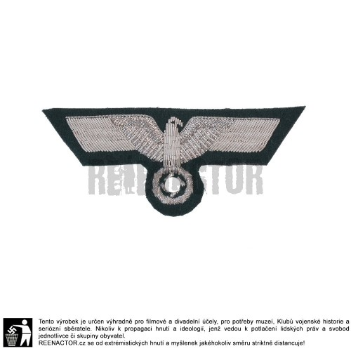WH orlice nad kapsu pro důstojníky