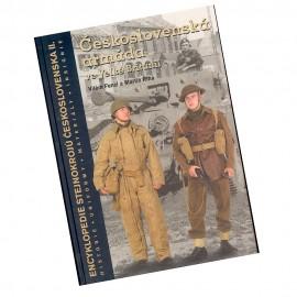 Kniha Československá armáda ve Velké Británii