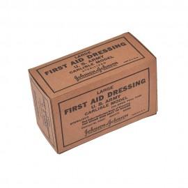 Krabička na americký obvaz